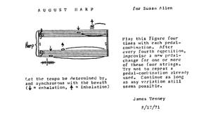August Harp